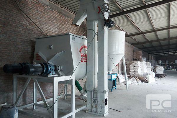 干粉砂浆混合机设备